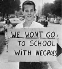 racist boy